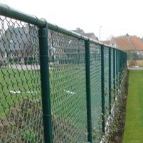 Plaatsen van afsluitingen in Evergem