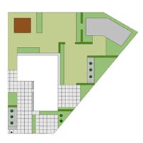 Tuinontwerp en tuinaanleg in Evergem